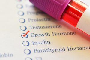 Growth Hormone IGF-1 and IGFBG-3