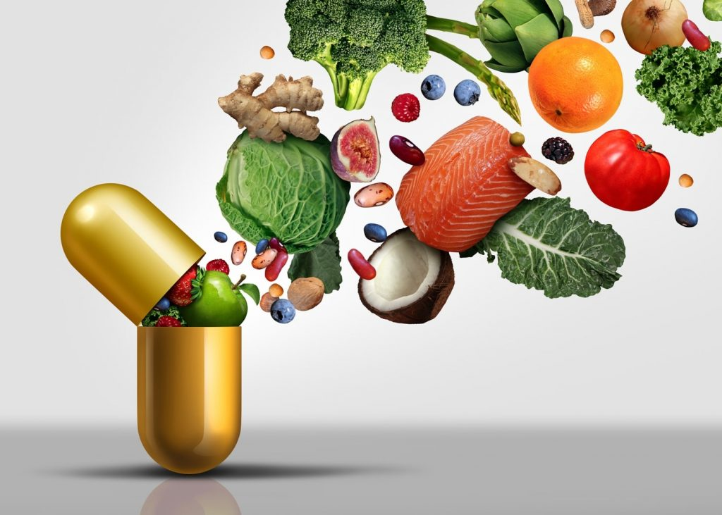 Vitamins, minerals and supplements Chicago clinic